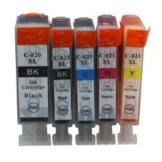 Who Sells The Cheapest Canon 820 821 Printer Ink Cartridge Compatible Online