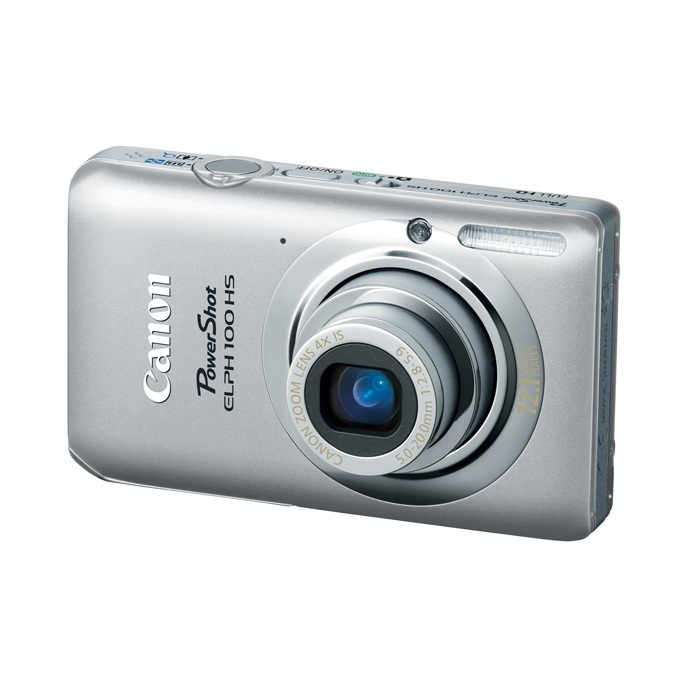 Low Price Canon Ixus 1000Hs 10 Mp 10X Optical Zoom Digital Camera Silver