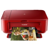 Buy Canon Mg3670 Wireless All In One Printer Print Scan Copy Red Canon Original