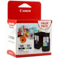 Canon Pg 740 And Cl 741 Ink Cartridge Value Pack Coupon