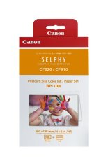 Coupon Canon Rp108 Photo Paper