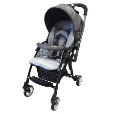 Capella® S230L 16Blk Coni Mini Stroller Review