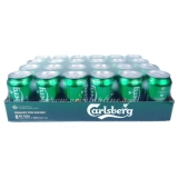 Compare Price Carlsberg Beer 24 X 330Ml Cans Other Brands On Singapore