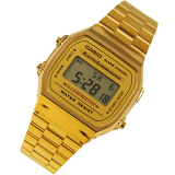 Casio Men S Gold Stainless Steel Strap Watch A168Wg 9W A168Wg For Sale Online