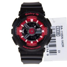 Buy Casio Women S Baby G Resin Strap Watch Ba 110Sn 1A Online Singapore