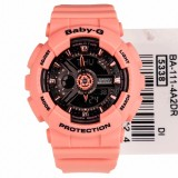 Discount Casio Baby G Ladies Watch Nwt Warranty Ba 111 4A2 Casio Baby G On Singapore