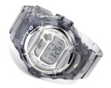 Great Deal Casio Baby G Bg 169R 8D Digital Semi Transparent Grey Resin Ladies Sport Watch