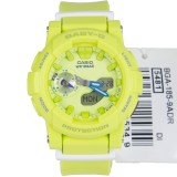 Buying Casio Watch Baby G For Running Yellow Resin Case Resin Strap Ladies Nwt Warranty Bga 185 9A