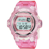 Sales Price Casio Baby G Digital Pink Resin Sport Watch Bg 169R 4