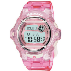 Cheapest Casio Baby G Digital Pink Resin Sport Watch Bg 169R 4 Online