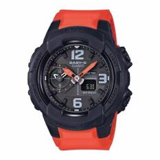 Low Price Casio Baby G New Unisex Design Bga 230 Series Orange Resin Watch Bga230 4B