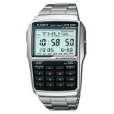 Store Casio Dbc 32D 1A Databank Calculator Stainless Steel Watch Dbc 32D Casio On Singapore