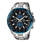Casio Edifice Ef 539D 1A2 Mens Tachymeter Chronograph 100M Stainless Steel Watch Review