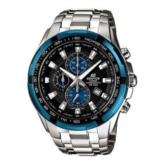Great Deal Casio Edifice Ef 539D 1A2 Mens Tachymeter Chronograph 100M Stainless Steel Watch