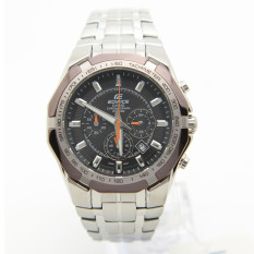 Casio Edifice Ef 540D 1A5 Men S Stainless Steel Chronograph Watch Ef 540D 1A5Vudf On Line