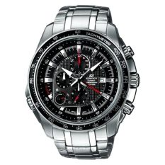 Price Casio Edifice Ef 545D 1Av Men Black Dial Stainless Steel Watch Ef 545D 1Avudf Casio Edifice