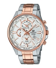 Price Casio Edifice Efr 304Sg 7A Dual Dial World Time Analog Watch Singapore