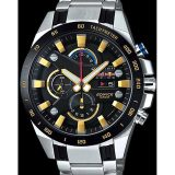 Discounted Casio Edifice Efr 540Rb 1A Stainless Steel Analog Infiniti Red Bull Racing Watch