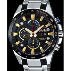 Casio Edifice Efr 540Rb 1A Stainless Steel Analog Infiniti Red Bull Racing Watch On Line
