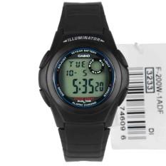 Sale Casio Digital Watch F200W 1A Casio Wholesaler