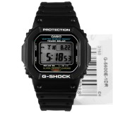 Buy Casio G Shock Men S Black Resin Band G 5600E 1 Online Singapore
