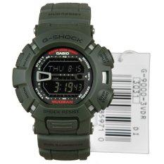 Shop For Casio G Shock Men S Watch G Shock Mudman G 9000 3Vdr Ww