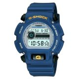 Casio G Shock Dw 9052 2V Men Blue Resin Strap Digital Dw 9052 2Vh Watch Online
