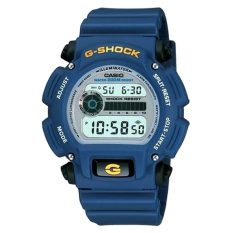 Sale Casio G Shock Dw 9052 2V Men Blue Resin Strap Digital Dw 9052 2Vh Watch Singapore