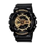 Discounted Casio G Shock Ga 110 Gb 1Adr Men S Sports Resin Strap Watch Black