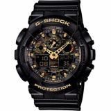 Review Casio G Shock Mens Black Resin Strap Watch Ga 100Cf 1A9 Singapore