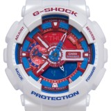 Buying Casio G Shock Men S Blue Resin Strap Watch Ga 110Ac 7Adr