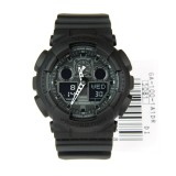 Buy Casio G Shock Ga 100 1A1 Black And Gold Men S Watch Singapore