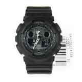 Sale Casio G Shock Ga 100 1A1 Black And Gold Men S Watch Casio G Shock Cheap
