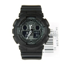 Buy Cheap Casio G Shock Ga 100 1A1 Black And Gold Men S Watch