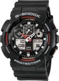 Casio Ga 100 1A4 Men G Shock Water Resistant Black Strap Watch Ga 100 1A4Dr Coupon Code