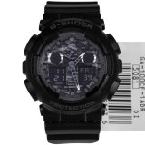 Compare Price Casio G Shock Black Camouflage Ga 100Cf 1A Ga100Cf Sports Watch Casio G Shock On Singapore