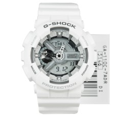 Shop For Casio G Shock Digital Analog World Time Ga 110C 7Adr Ga 110C 7A Ga 110C 7