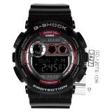 Casio G Shock Digital Dial Stainless Steel Quartz Men S Watch Gd120Ts 1 Multicolor Online