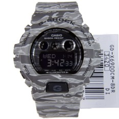 Top Rated Casio G Shock Camouflage Military Grey Army Sport Watch Gd X6900Cm 8D Multicolor