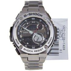Casio G Shock G Steel Series Stainless Steel Watch Gst210D 1A Singapore