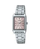 Purchase Casio Ladies Stainless Steel Strap Watch Ltp V007D 4E Online