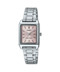 Who Sells Casio Ladies Stainless Steel Strap Watch Ltp V007D 4E The Cheapest