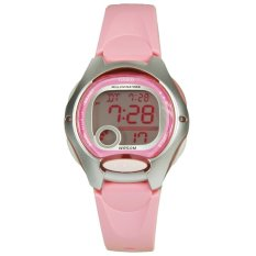 Price Casio Women S Pink Resin Strap Watch Lw 200 4Bvdf Pink Casio