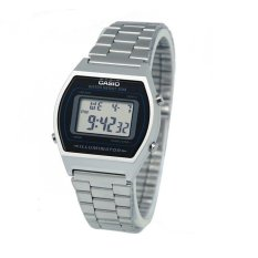 How Do I Get Casio Men S Silver Stainless Steel Strap Watch B640Wd 1A