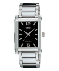 How To Buy Casio Men S Silver Stainless Steel Strap Watch Mtp 1235D 1A