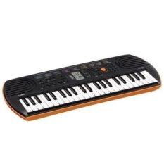 Buy Casio Mini Keyboard Sa 76 Orange Singapore