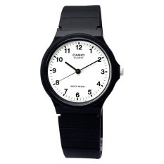 Buy Casio Mq 24 7B White Dial Black Resin Strap Analog Casual Watch On Singapore
