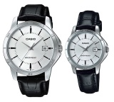 Discount Casio Quartz Couple Watches Mtp V004L 7A And Ltp V004L 7A Casio Singapore