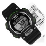 Coupon Casio Stl S100H 1A Men Tough Solar Resin Band World Time Digital Watch