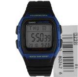 Price Comparisons Of Casio Unisex Black Resin Strap Watch W 96H 2A